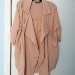 NWOT light jacket
